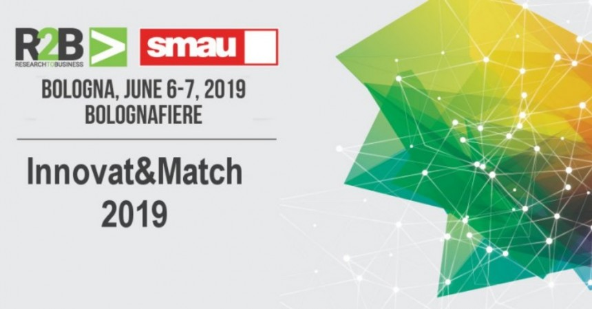 Research to Business: B2B Innovat&Match 2019